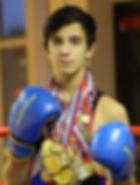 Даниил Кухаренко французский бокс сават