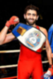 Нарек Бабаджанян французский бокс сават