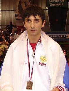 Полад Бакиров французский бокс сават