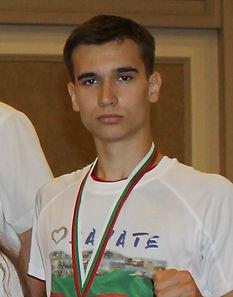 Илья Шорохов французский бокс сават