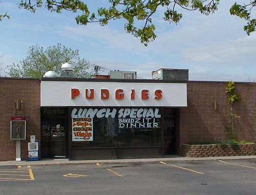 Pudgie's Pizza Canandaigua
