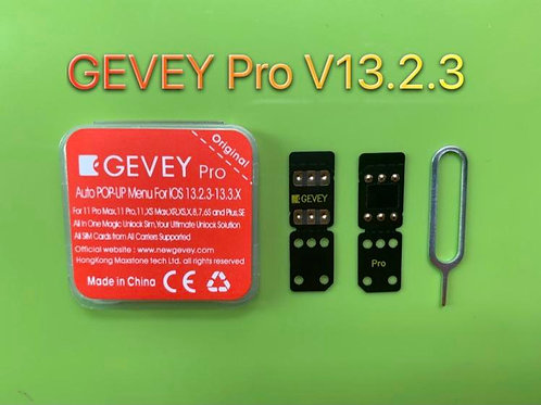 Gevey Pro 13.2.3