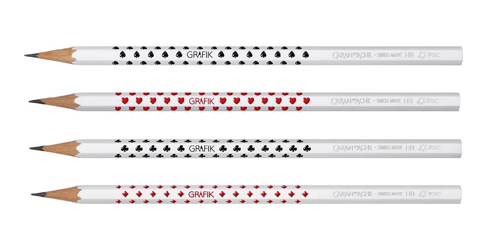 Caran d'Ache Grafik Pencil Launch Kit