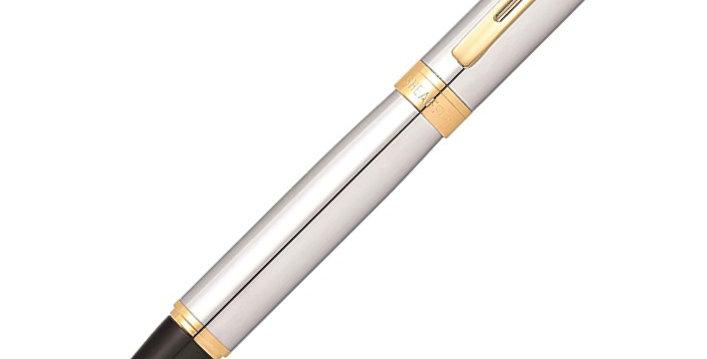 Sheaffer 300 Shiny Chr GT Fountain Pen