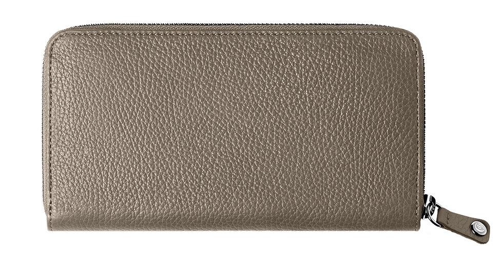 Caran d'Ache Leather Womens Wallet Leman Cashmere