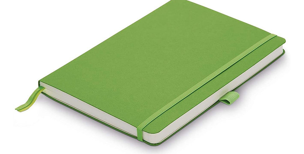 Lamy Note Book Soft Cover A6 Green