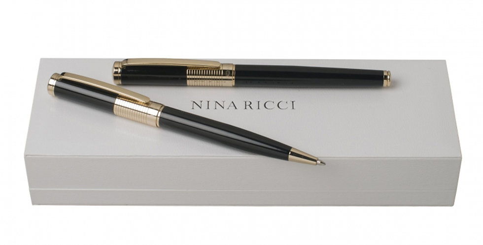 Nina Ricci Eclat Gold Ball Pen