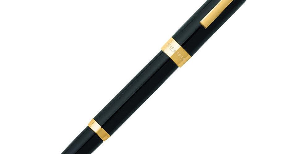 Sheaffer Sagaris Glossy Black GT Fountain Pen