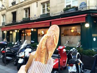 Искусство заполучить «правильный» багет,  или  Про типично французский вид спорта