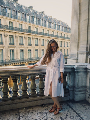 7 Июля, на балконе парижской Оперы