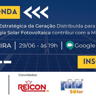 Mesa Redonda | Estratégica da Geração Distribuída – Energia Solar FV
