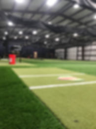 Turf Matts and Work out room