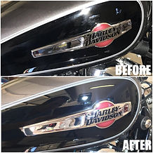 Harley Sportster Bells Bike Detailing.jp