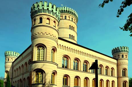 Granitz Jagdschloss Rügen