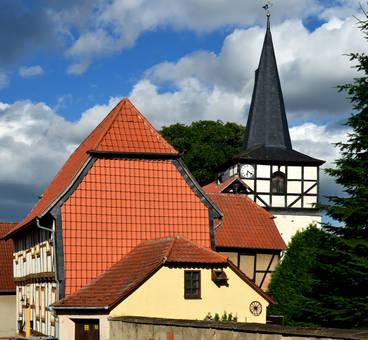 Places in Europe I Pansfelde (Harz)