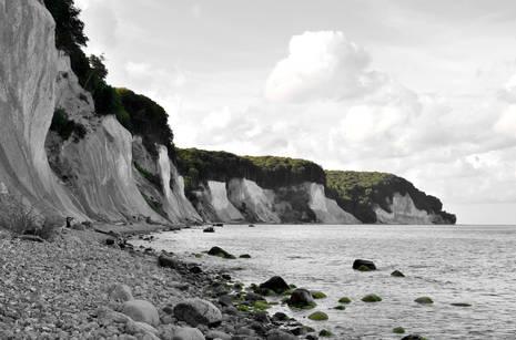Rügen Jasmund Kreideküste