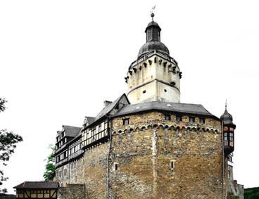 Places in Europe I Burg Falkenstein (Harz)