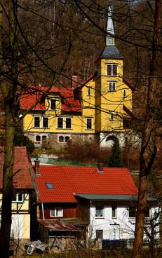Places in Europe I Altenbrak (Harz)
