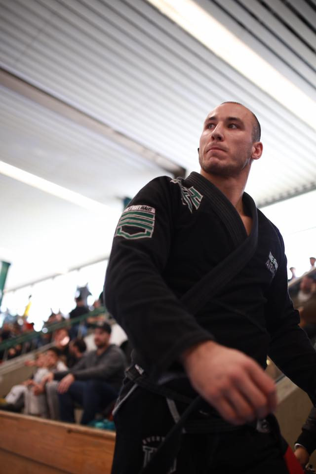 UROS DOMANOVIC AT THE UAEJJF SWISS NATIONAL PRO 2019 IN AARAU