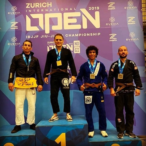 EMIL KADAKEVLIEV - WINNING SEVERAL MEDALS AT THIS YEARS IBJJF ZURICH OPEN 2019