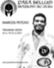 MARCOS PETCHO TRAINING WEEK 18.11 TO 23.