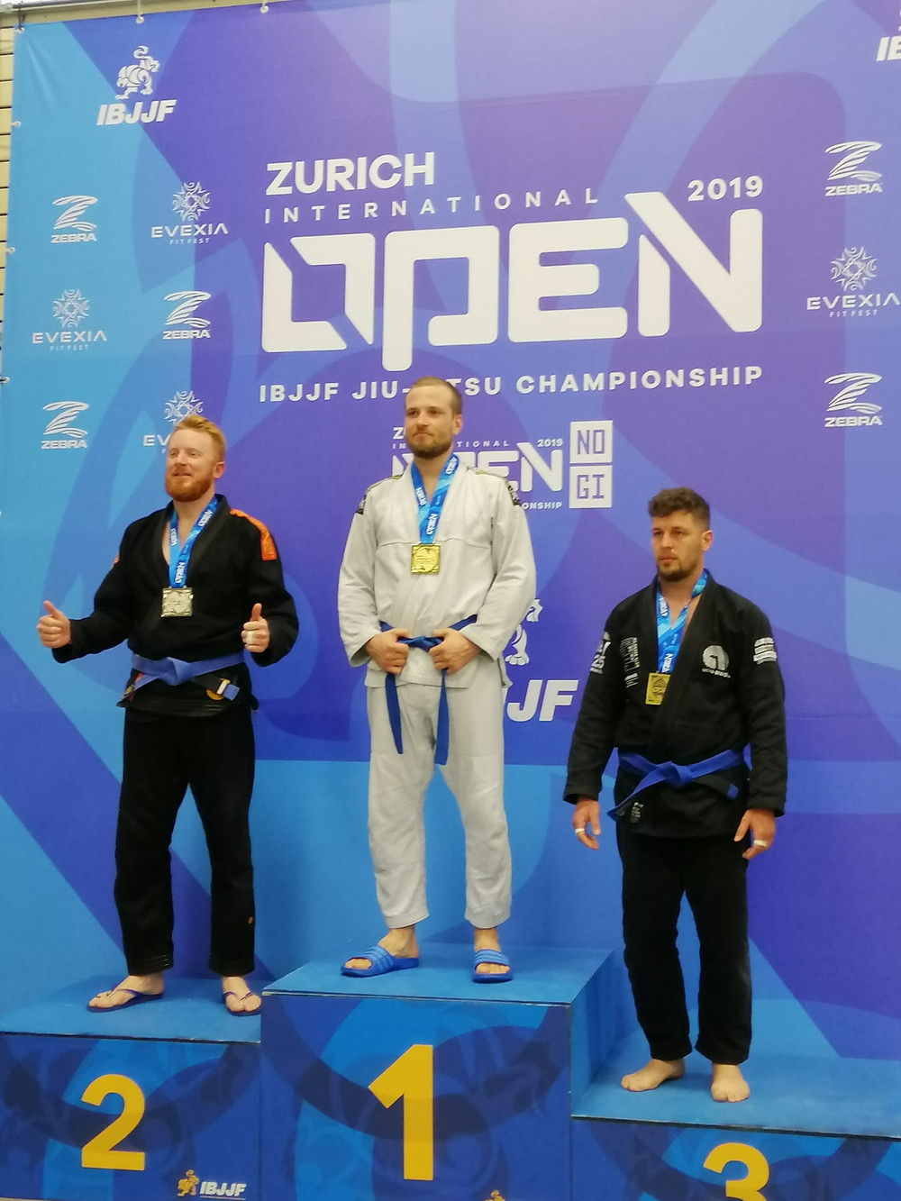 SAMULI LEPPÄNEN - WINNING THE GOLD MEDAL AT THE IBJJF ZURICH OPEN 2019