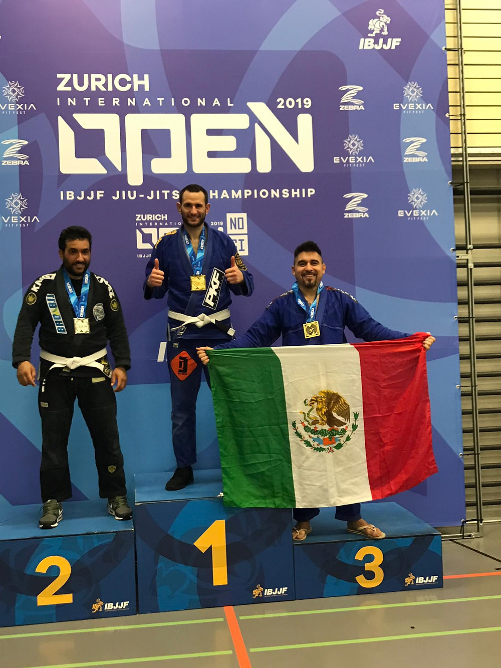 AZAHEL GONZALES - WINNING THE BRONZE MEDAL AT THE IBJJF ZURICH OPEN 2019
