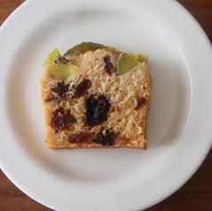 梅とプルーンのケーキ(プラントベース・グルテンフリー)