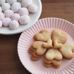2019.2バレンタインスイーツレッスン:クッキー(プラントベース)