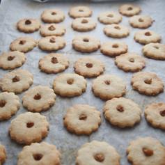 カルダモンクッキー