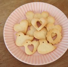 2021味覚講座・糖質編・砂糖控えめクッキー