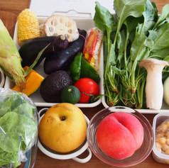2020.8月野菜たっぷりおもてなしごはんの会