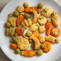 キッズクッキング:野菜クッキー