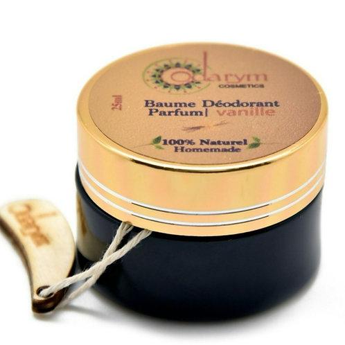 Baume déodorant - Vanille