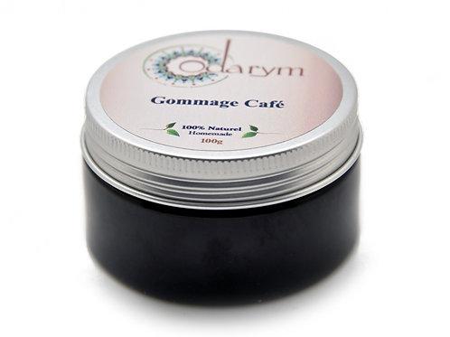 Gommage anti-cellulite au café
