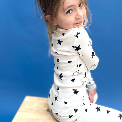 Mono Star PJ Set