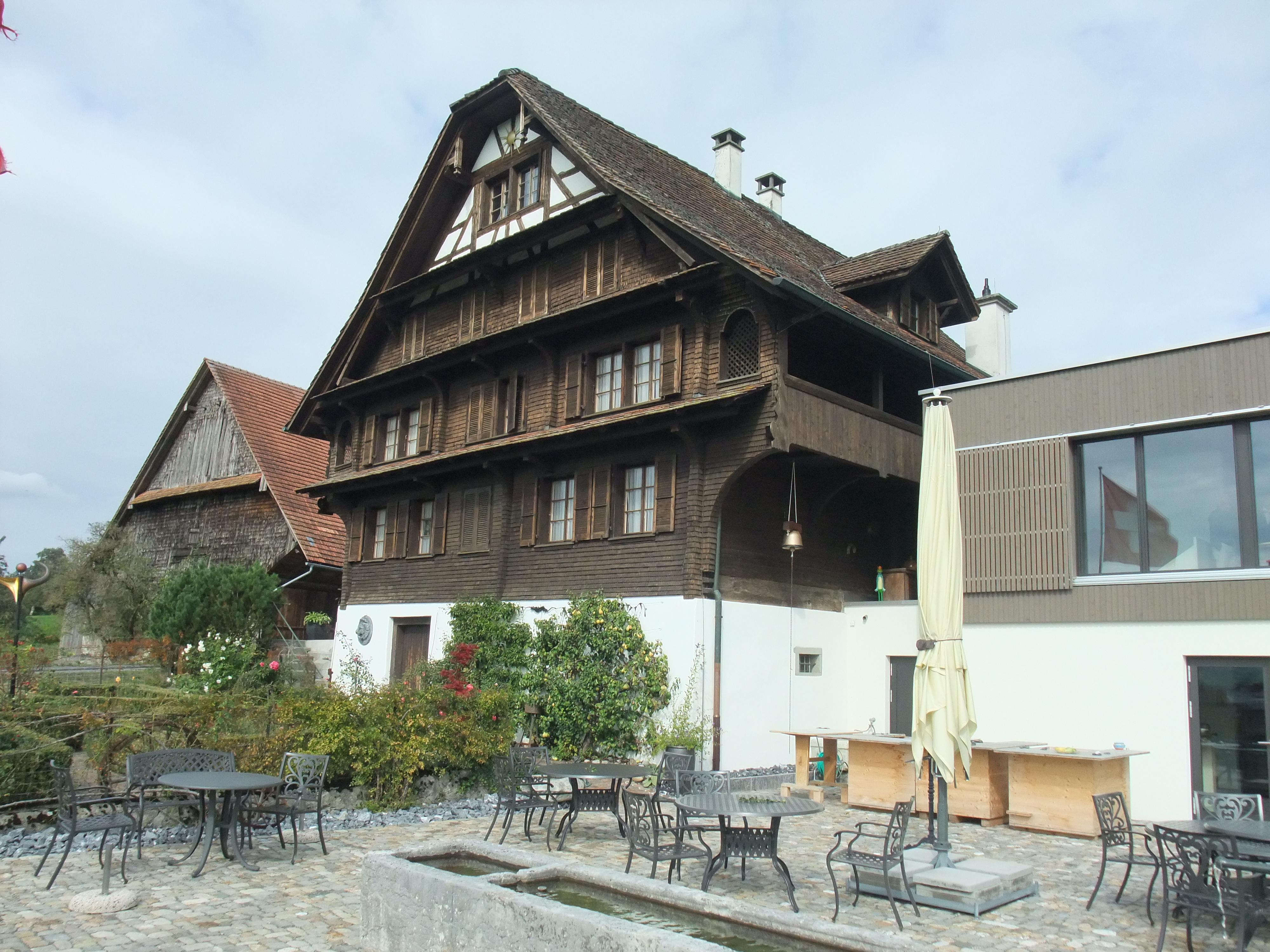 Druckerei Hochdorf LU 096