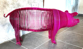 RINA PIG, Rose Candy