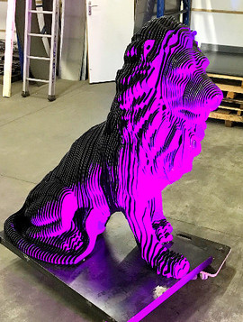 RINA LION, Under Lights...