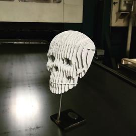 Rina Skull White, spéciale édition.