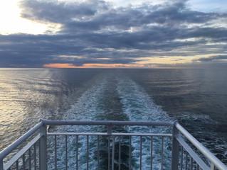 Back on the high seas!