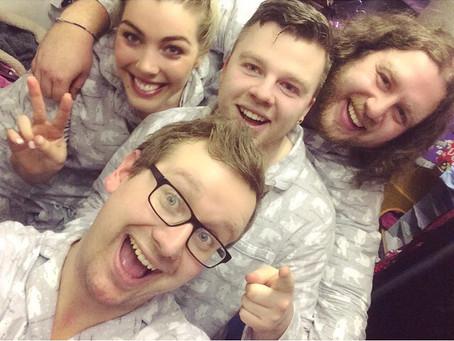 #TBT The Dynamics PJ Party!