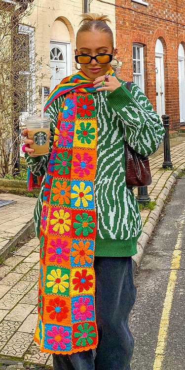 ABSOLUTELY FABULOUS SCARF