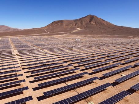 Sube 87% capacidad de energía solar!