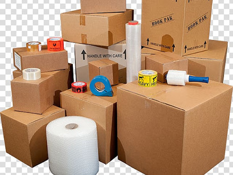 Choosing the RIGHT packing materials.
