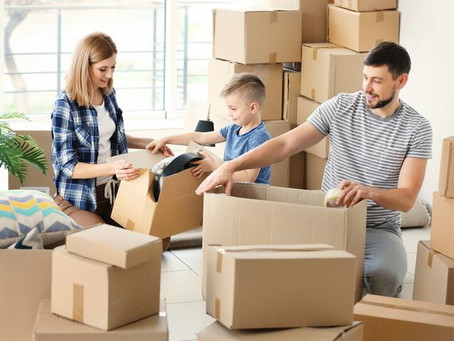 The 7 POWER Tips when moving into a NEW home