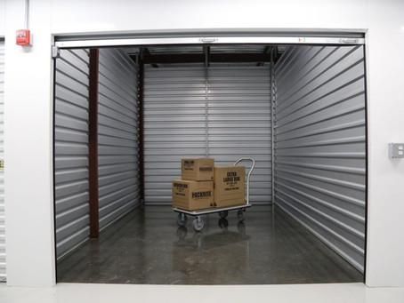 What size storage unit do I need ?