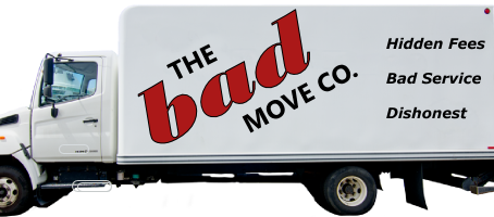 The TOP 8 Moving SCAMS to be aware of.