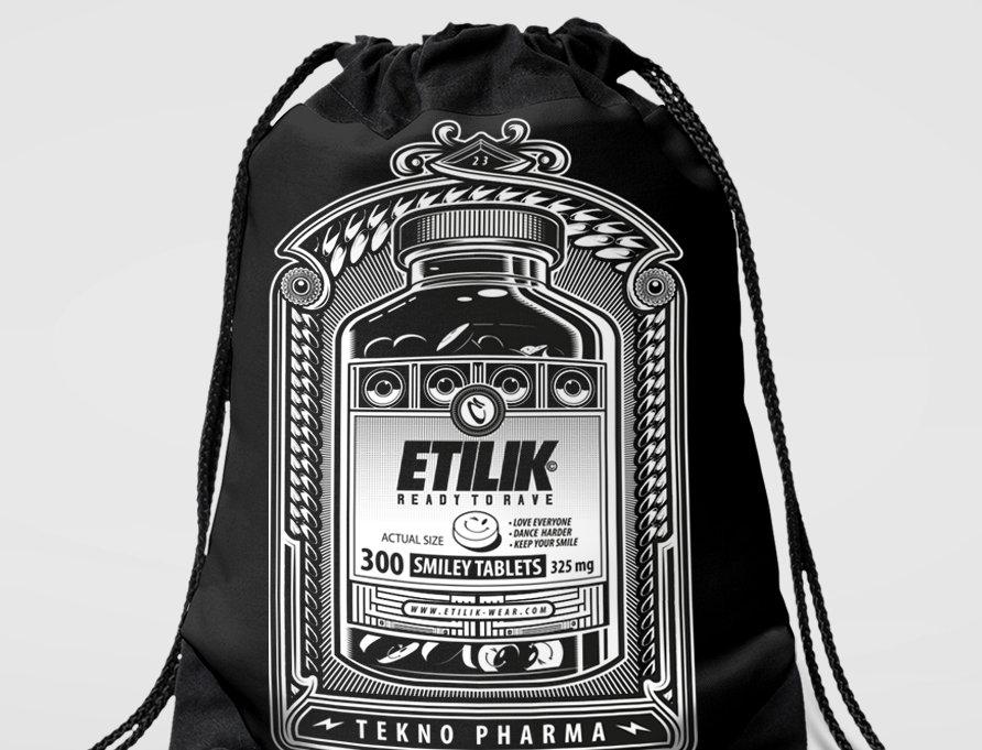 Etilik Backpack