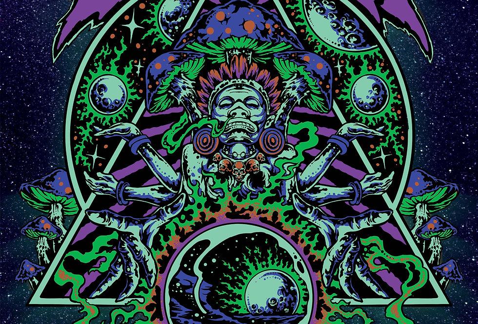 Psychetilik A3 Poster